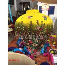 Đèn lồng tỏi vải hoa kiêu MX3
