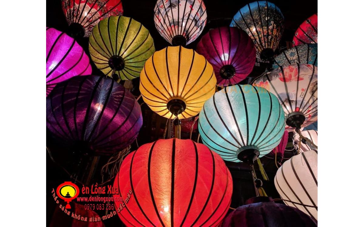 Đèn lồng đẹp cho tết truyền thống Việt