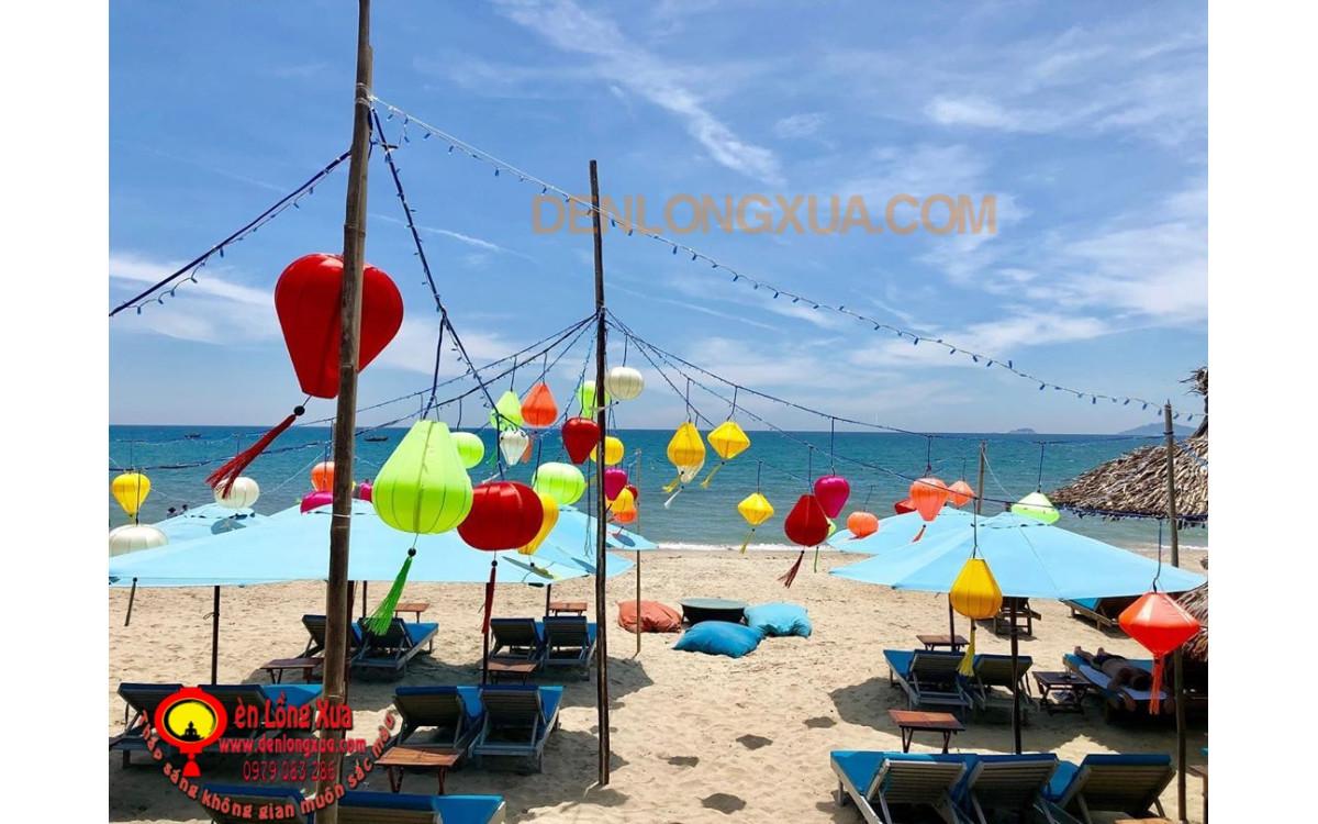 Đèn lồng trang trí bãi biển cho mùa hè