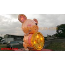 Đèn lồng mô hình chuột
