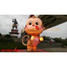 Đèn lồng mô hình con khỉ