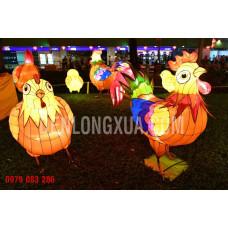 Đèn lồng mô hình gà cỡ lớn
